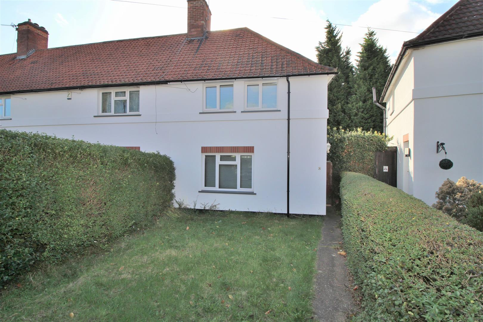 3 Bedrooms End Of Terrace House for sale in Romilay Close, Lenton Abbey